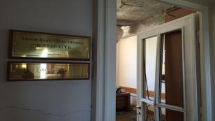 Mecliste Açba'nın Ofisi de Bombalanmış