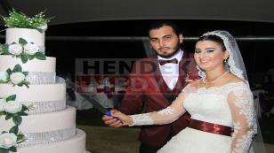 Selma ve İsa Uludere Parkta Evlendi
