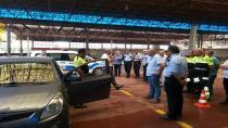 Hendek Polisi Acil Müdahale Ve Farkındalık Eğitimi Alıyor