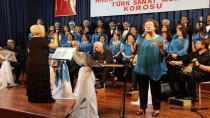 Türk Sanat Müziği Korosu İkinci Kez Sahne Aldı