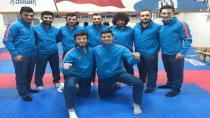 Hendek Belediyesi Karate Takımı Avrupayı İnletecek