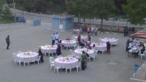 Şehit Mahmutbey Ortaokulu İftar Verdi