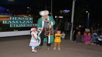 Çocuklar Nasreddin Hocayla Eğlendi