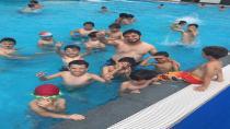 Hendek İrfan Mektebi Öğrencileri Aquapark'ta