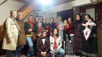 MHP'li Kadınlar Dur Durak Bilmiyor